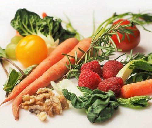 Du bist, was du isst - Obst und Gemüse